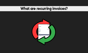 What are recurring invoices?
